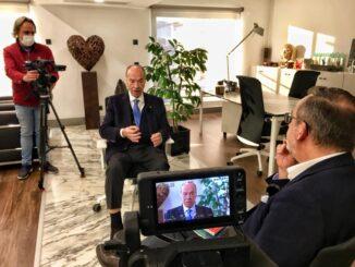 Rui Nabeiro em entrevista