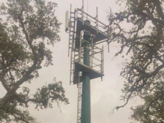 Antena em Arronches