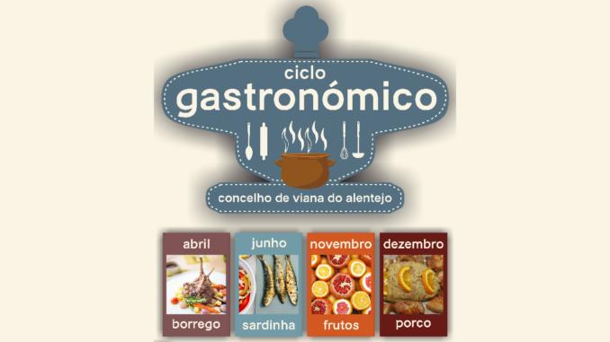 Gastronomia de Viana do Alentejo