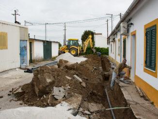 Abastecimento de água em Évora