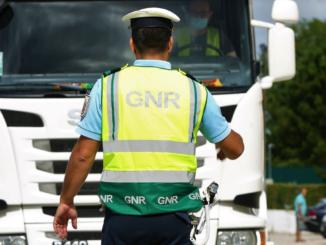 GNR fiscaliza pesados