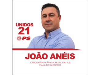 João Anéis candidato