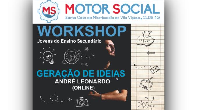 Workshop do CLDS de Vila Viçosa