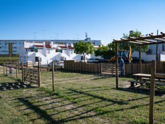 Parque canino de Évora
