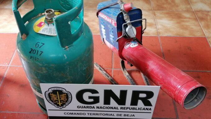 Apreensão da GNR