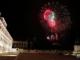 Fogo de artificio em Vila Viçosa