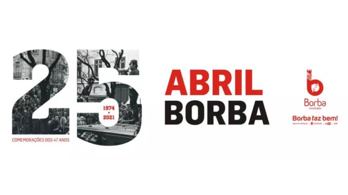 25 de abril em Borba