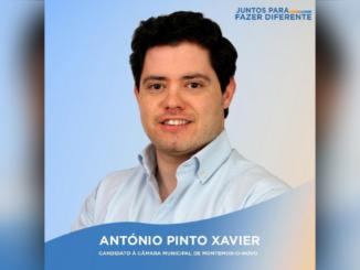 Candidato do CDS a Montemor-o-Novo