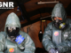 Descontaminação da GNR