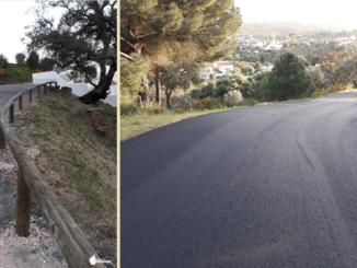 Estrada Serra D'ossa