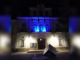évora de azul