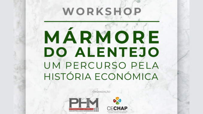 workshop sobre os mármores