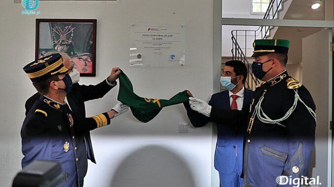 Inauguração posto de Serpa da GNR