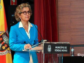 Ministra da Coesão