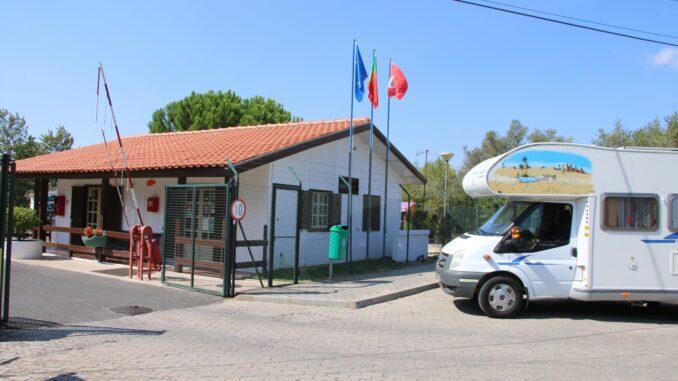 Parque de Campismo de Alcácer do Sal