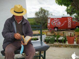 Biblioteca itinerante redondo
