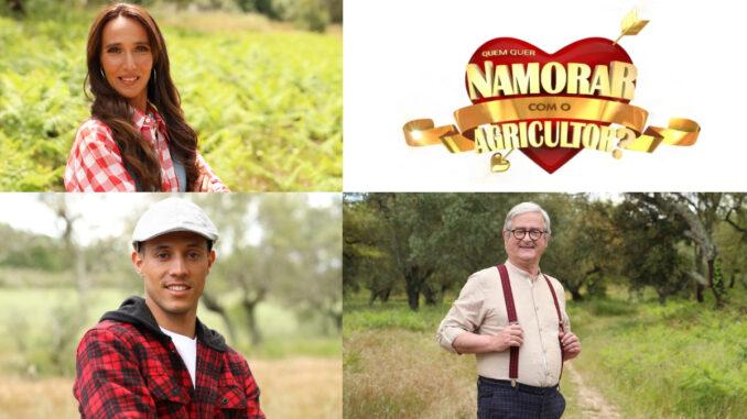 Agricultores alentejanos