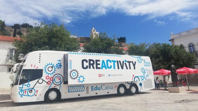 Creactivity Bus
