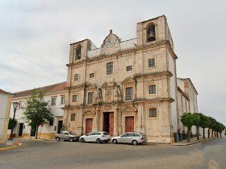Igreja em Vila Vçiosa