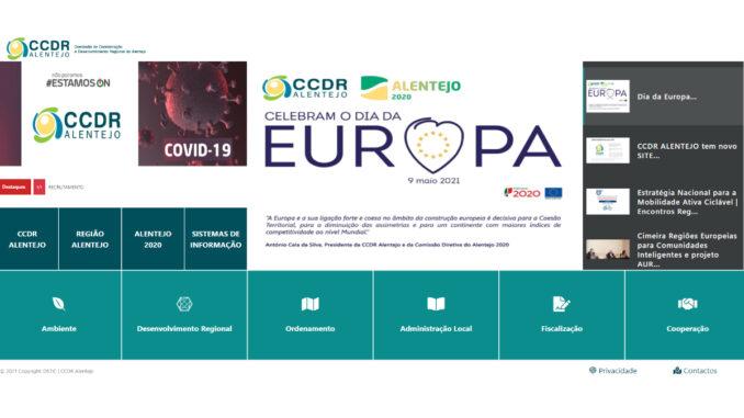 novo site ccdra