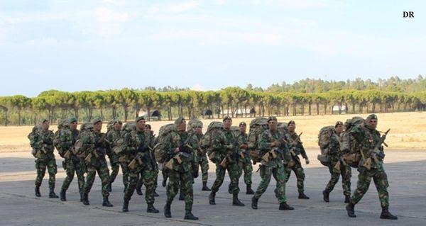 Exercício militar