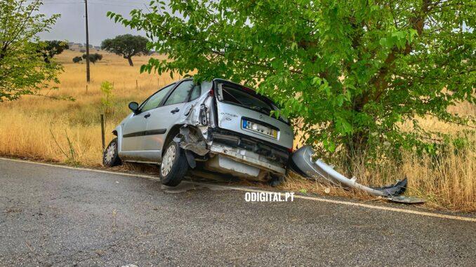 Acidente em São Romão