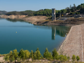 Barragem de Odemira