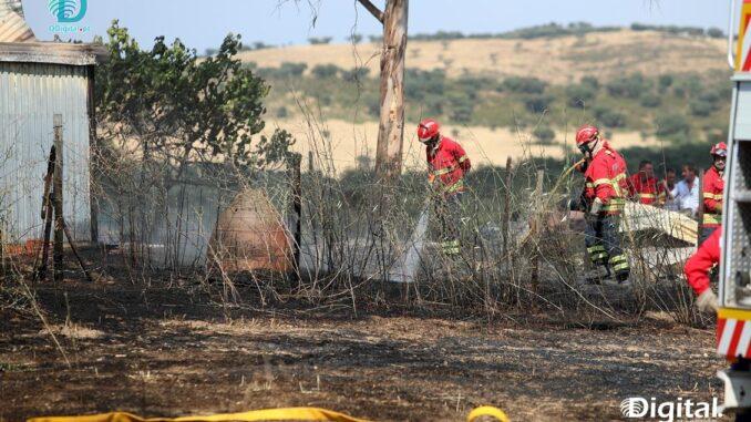 Incêndio em Pardais