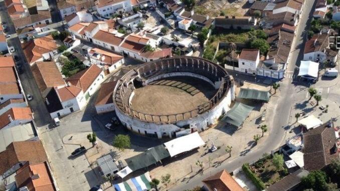 Praça de touros da azaruja