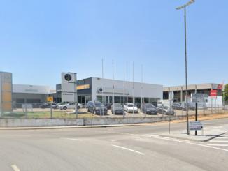 Centro de vacinação de Évora