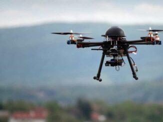 Drone da GNR