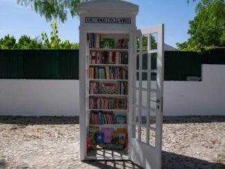 Cabine biblioteca