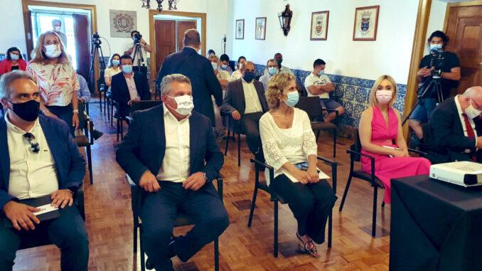 Ministra em Beja