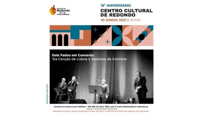 Concerto em Redondo