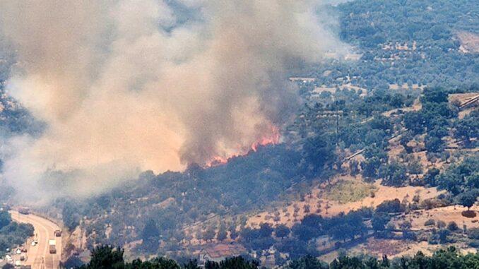 Incêndio em Portalegre