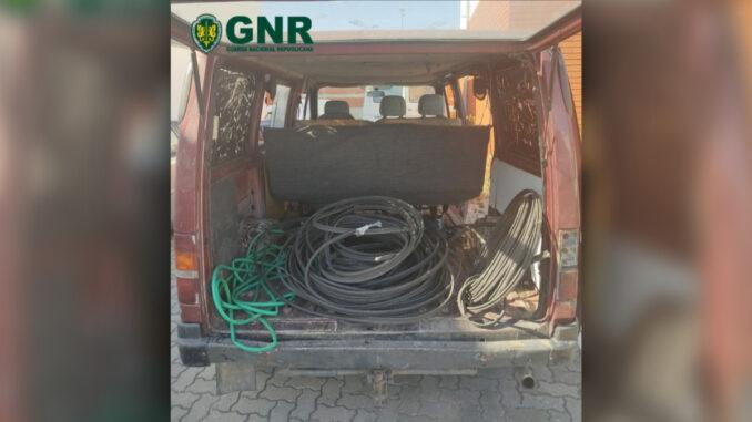 GNR campo maior