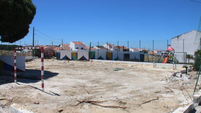 Parque em Alcácer do Sal