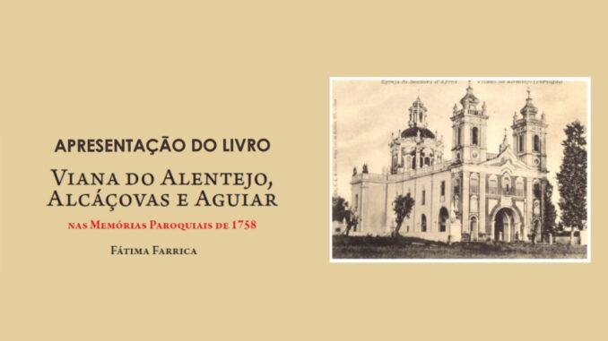 Livro Viana do Alentejo