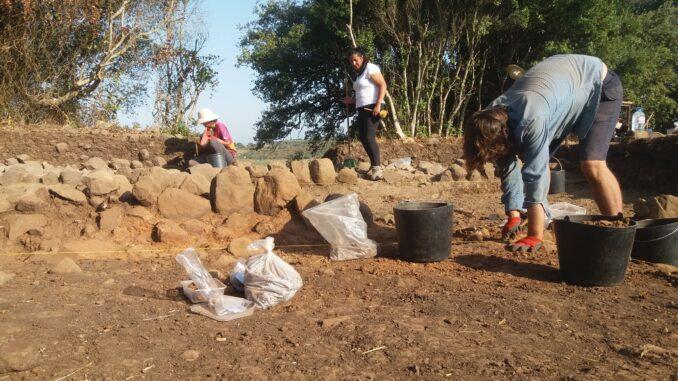 Escavações em Beja