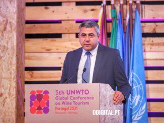 presidente da organização Mundial do Turismo
