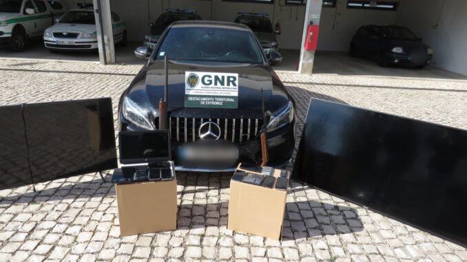 operação da gnr