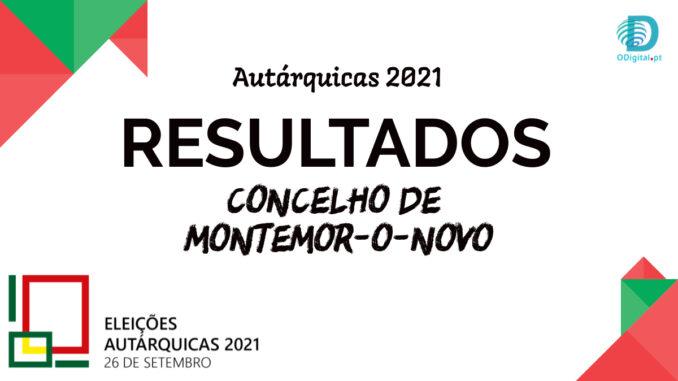 Autárquicas Montemor-o-Novo