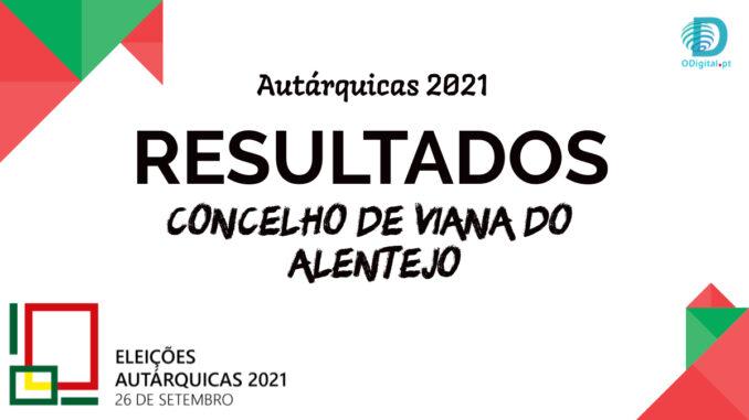 Autárquicas Viana do Alentejo