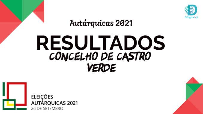 Autárquicas Castro Verde
