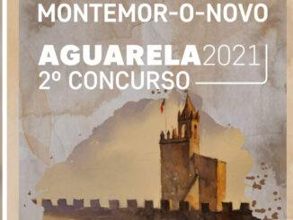 Concurso de aguarelas de Montemor-o-Novo