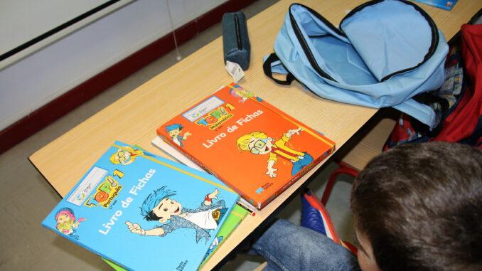 livros escolares alcácer