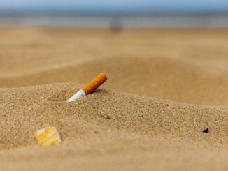 Beatas na praia