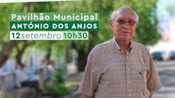 Homenagem António dos Anjos