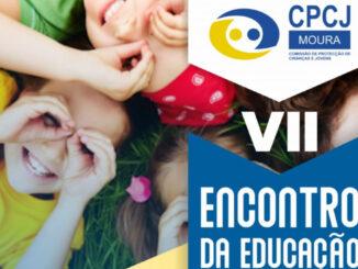 Encontro de educação em Moura