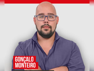 Gonçalo Monteiro do Bloco de esquerda